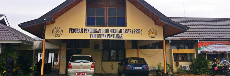 Gedung PGSD FKIP Untan Jln. Karya Bhakti Pontianak